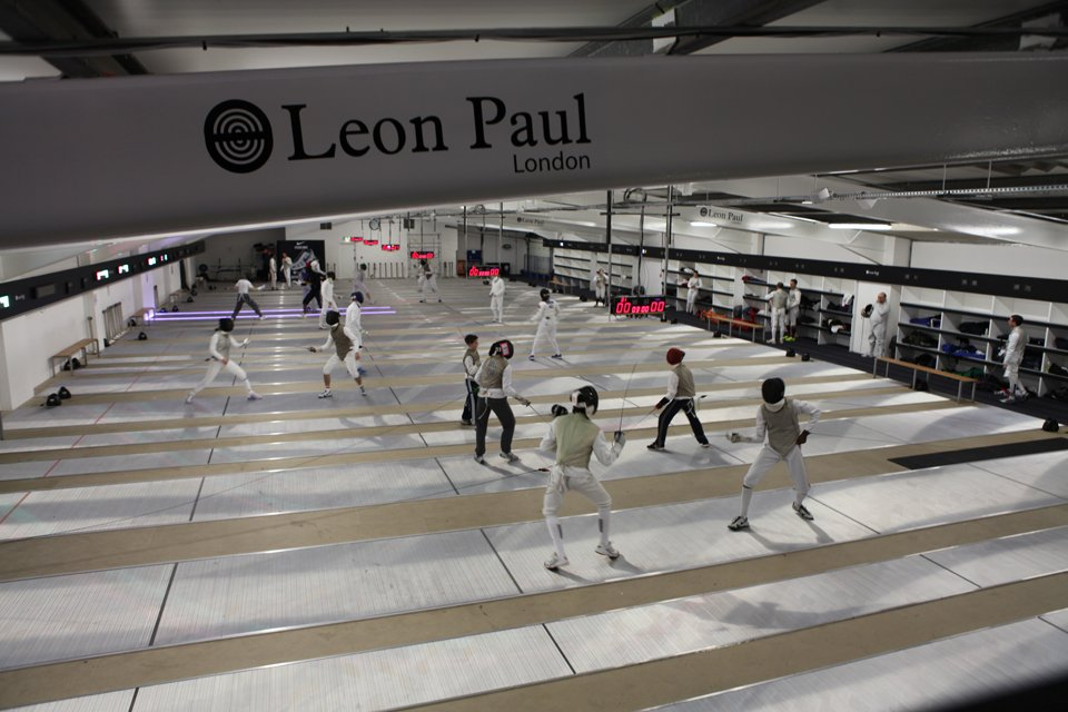 Leon Paul Competitions